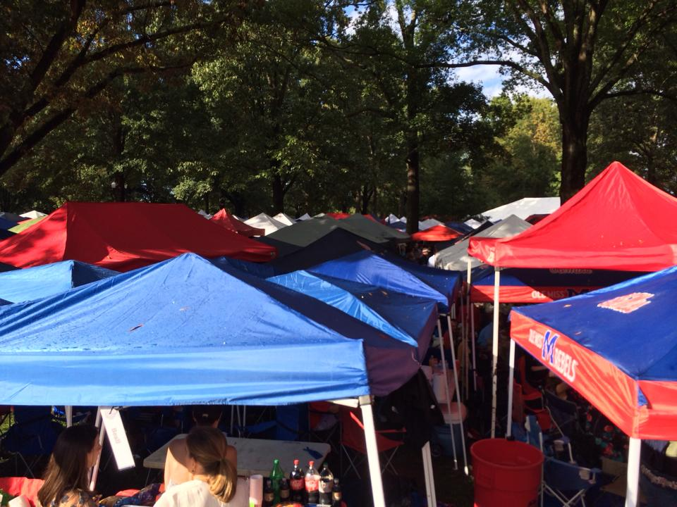 The Grove at Ole Miss - Marl Sandel Fansided
