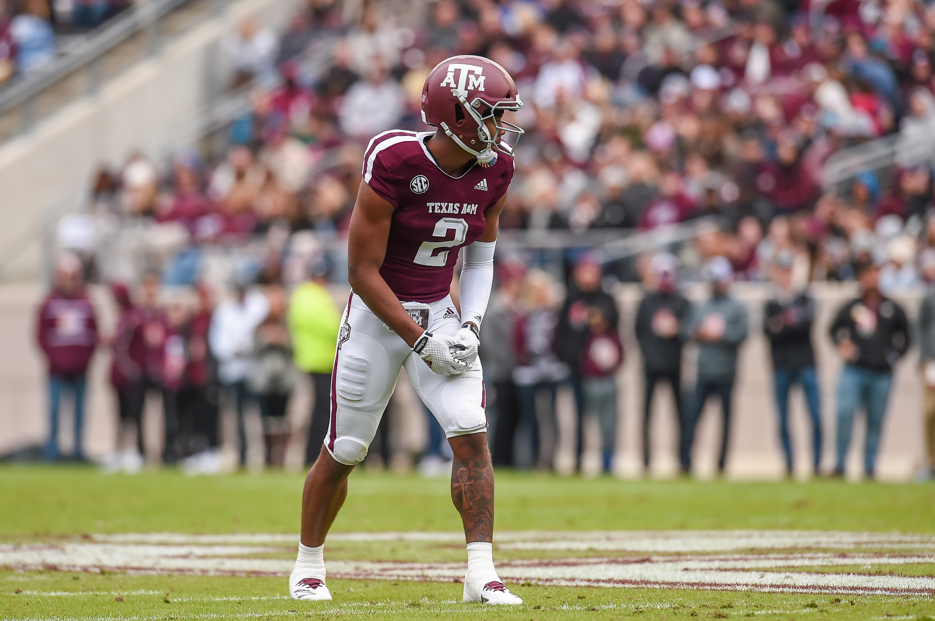 Texas A M Football Projecting The 2019 Receivers Depth Chart