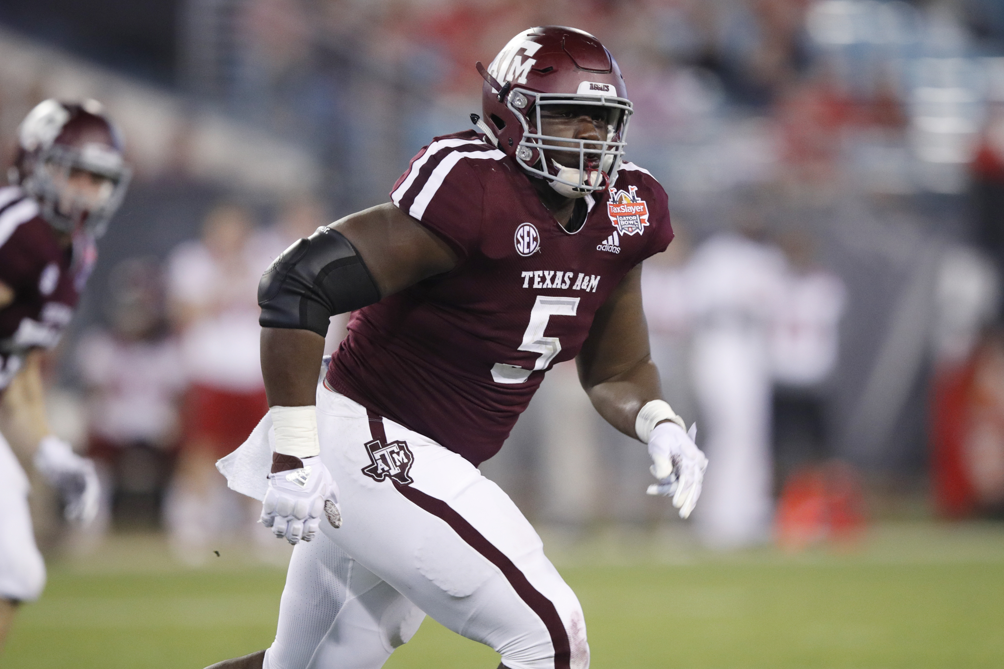 Texas A M Football 50 In 50 Will Bobby Brown Iii Live Up To The Hype