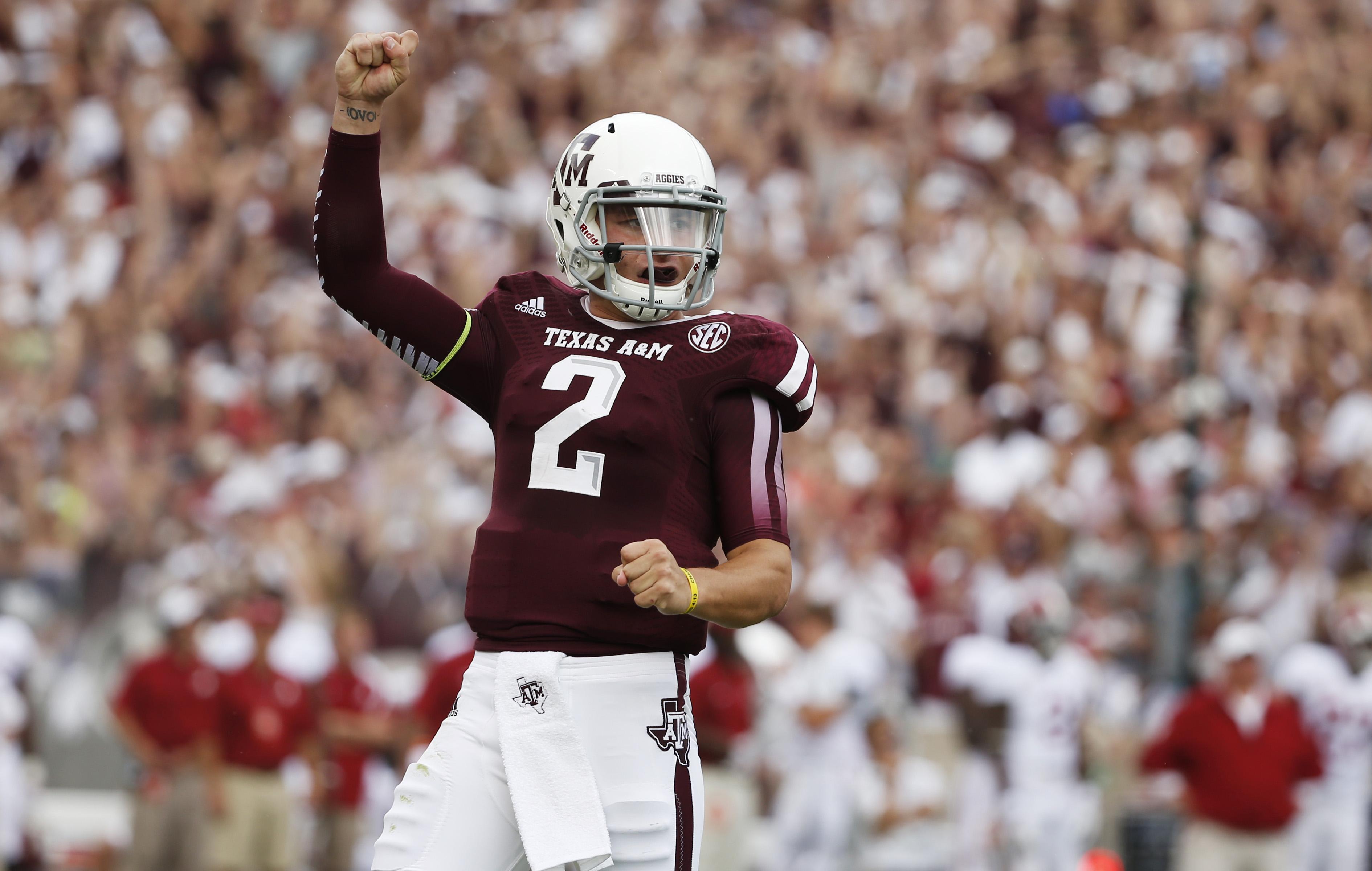 Texas A M Football Kevin Sumlin Has A Quarterback Problem