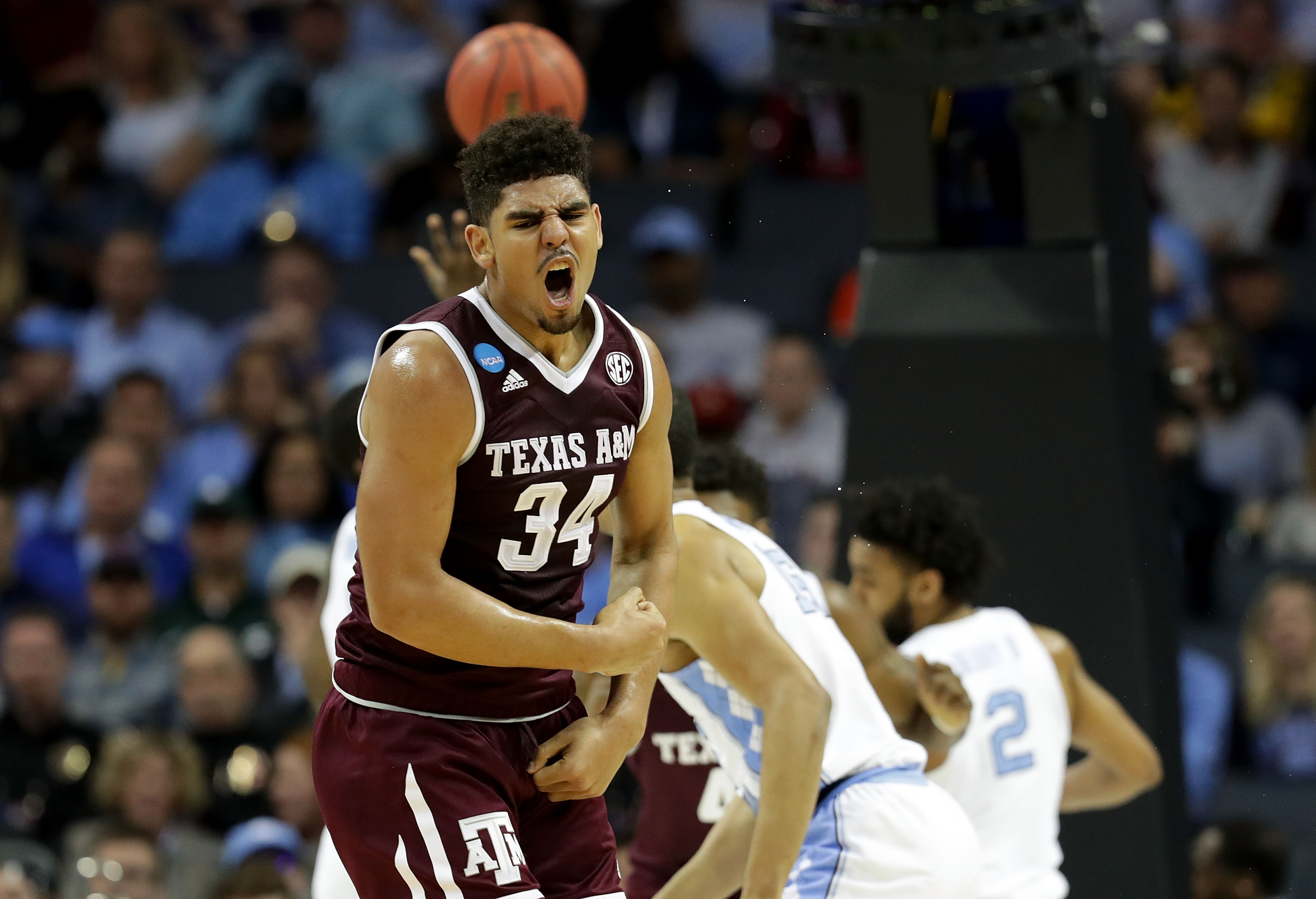 Texas A&M men face Michigan in Sweet 16