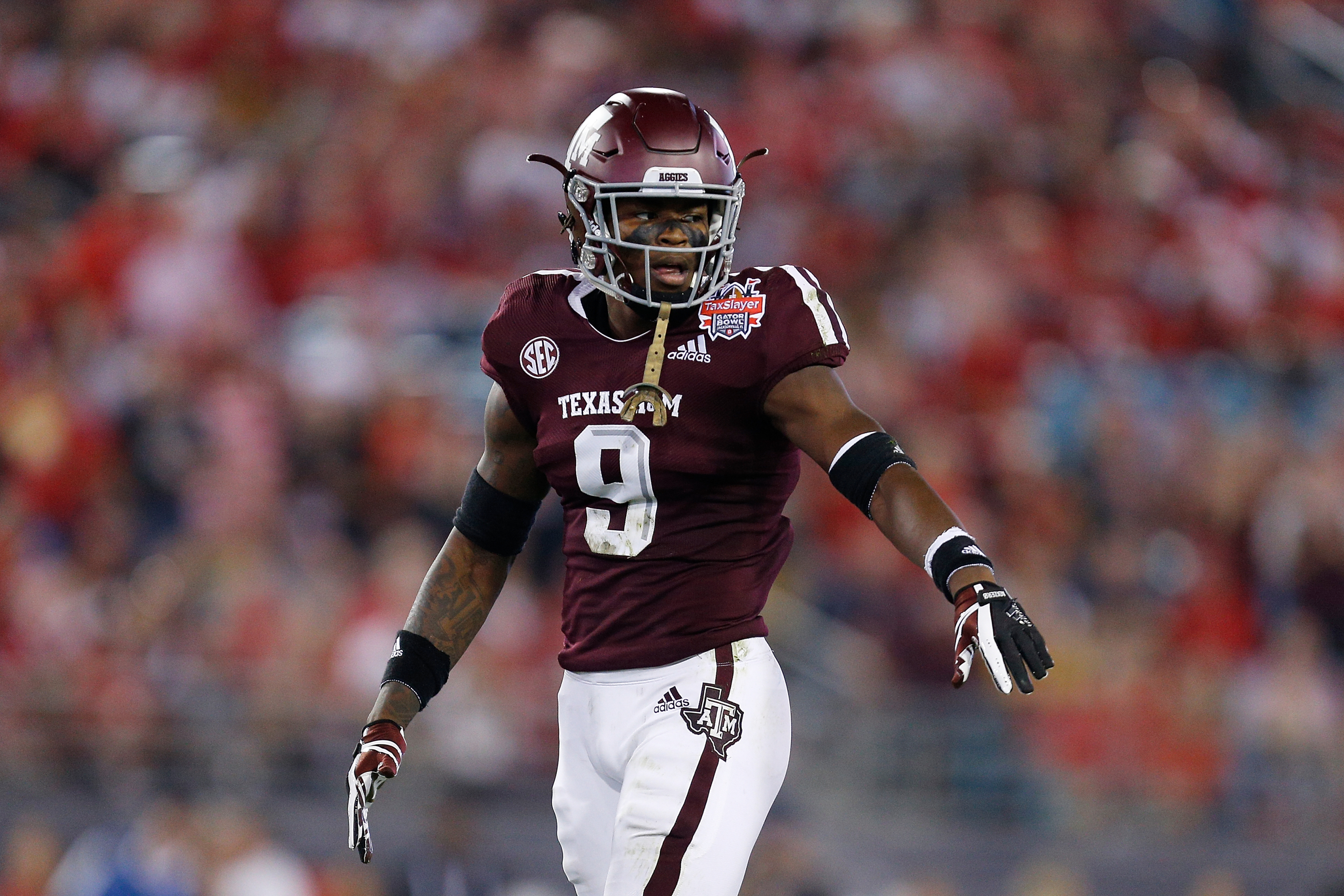 Texas A M Football 50 In 50 Will The Pass Defense Get Better